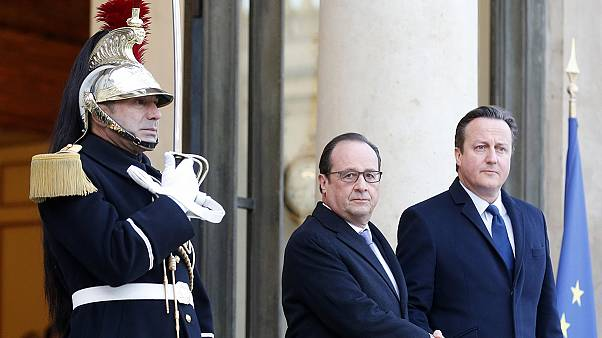 Brexit: Hollande in Not