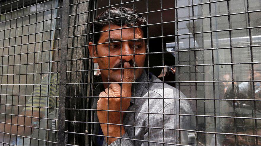 Indien: Lebenslange Haftstrafen für Aufständische
