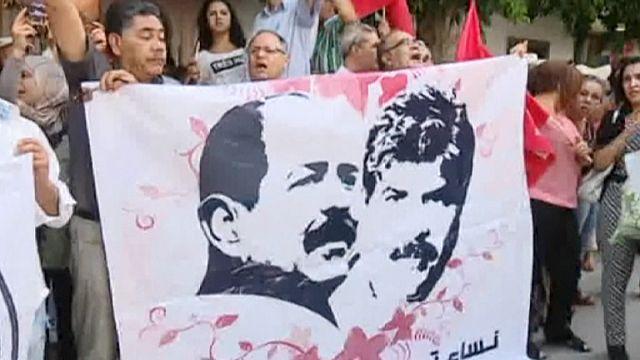 Tunus'ta protestolu suikast davası