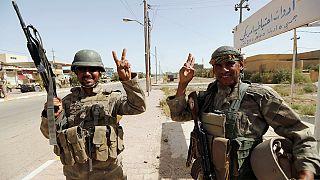 "Irakischer Regierungschef verkündet ""Befreiung der Stadt Falludscha"""