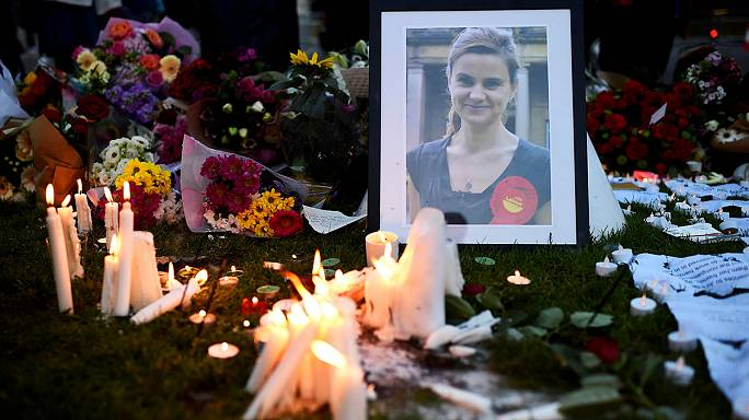 Police charge suspect with murder of British MP Jo Cox
