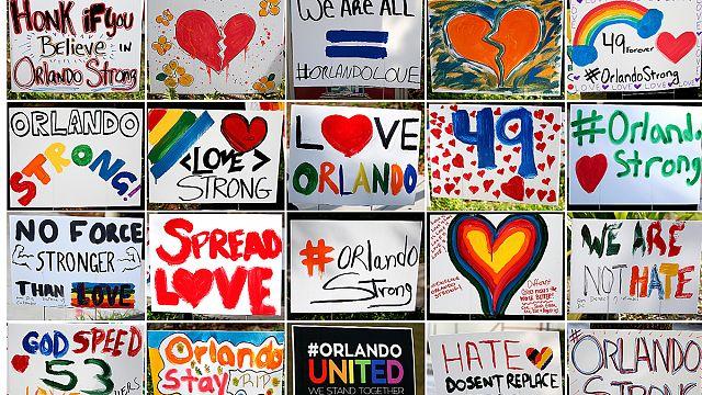 Orlando'da cenaze törenleri sürüyor