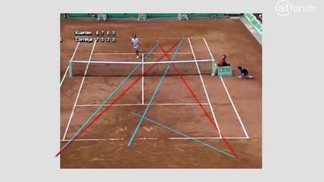 The match raquets - Film (Grupo Guga Kuerten)