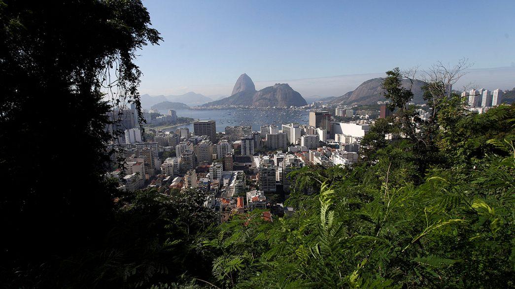 Rio'da Olimpiyatlar öncesinde finansal kriz