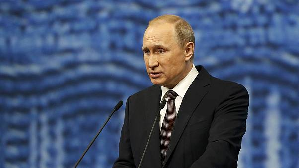 Putin slams Russian athletes Rio Olympics doping ban