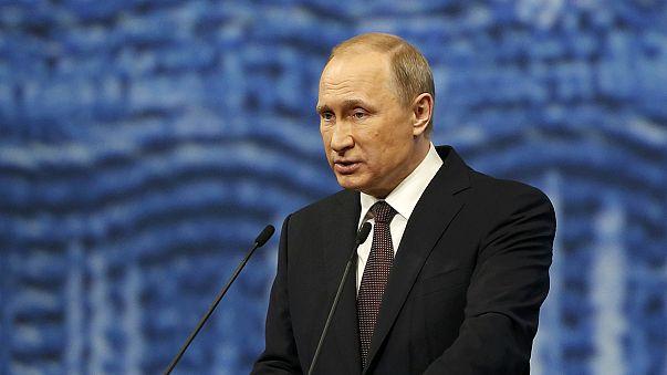 """Vladimir Putin: """"a responsabilidade do doping tem de ser personalizada"""""""