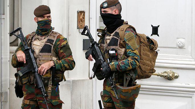 'Situation under control', says Belgian PM after Euro 2016 anti-terror raids