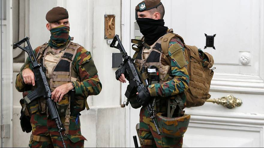 Una operación antiterrorista en Bélgica se salda con 12 personas detenidas