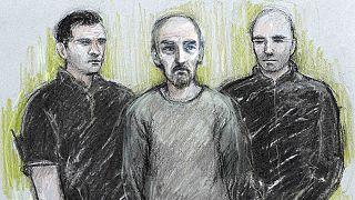 """Thomas Mair, acusado do homicídio de Jo Cox diz em tribunal: """"O meu nome é morte aos traidores, liberdade para a Grã-Bretanha"""""""