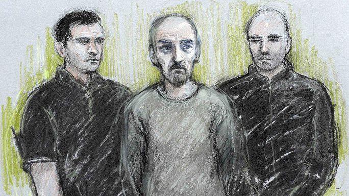 Jo Cox'un katil zanlısı Mair hakim karşısında
