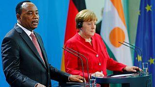 Niger : le président Mahamadou Issoufou demande le soutien de l'UE pour stopper l'afflux des migrants