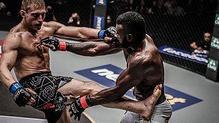 La fièvre des combats d'arts martiaux gagne l'Afrique