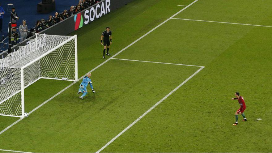 """Euro 2016, J2: William """"solta"""" Portugal mas Ronaldo está de """"pólvora seca"""""""