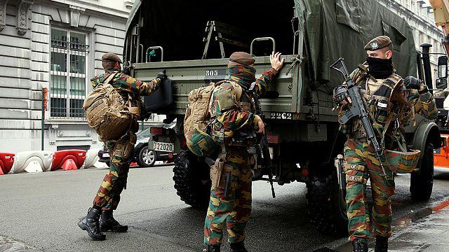 Бельгия: угроза взрыва на вокзале Антверпена оказалась ложной
