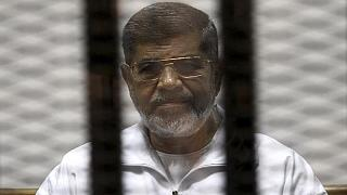 Ex-Egyptian president Morsi handed another life sentence for espionage