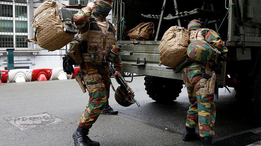"""La Fiscalía belga acusa a tres hombres de """"intento de asesinatos terroristas"""""""