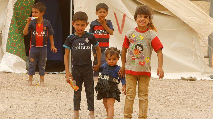 Ирак: 3 млн человек покинули свои дома из-за войны