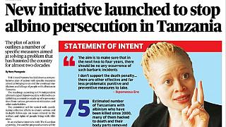UN supports albinism Forum in Tanzania