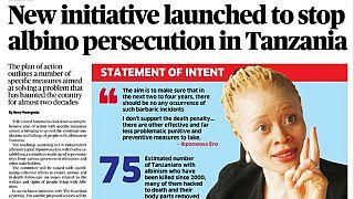 UN supports albinism Forum in Tanzania