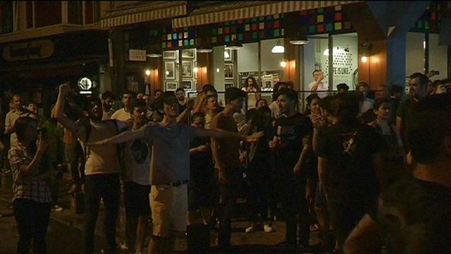 Стамбул: радикальные исламисты избили фанатов Radiohead