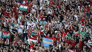 Euro 2016: Οι Ούγγροι γιορτάζουν την πορεία της εθνικής τους ομάδας