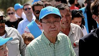 Ban Ki-moon tasks int'l community to speed up migrant resettlement