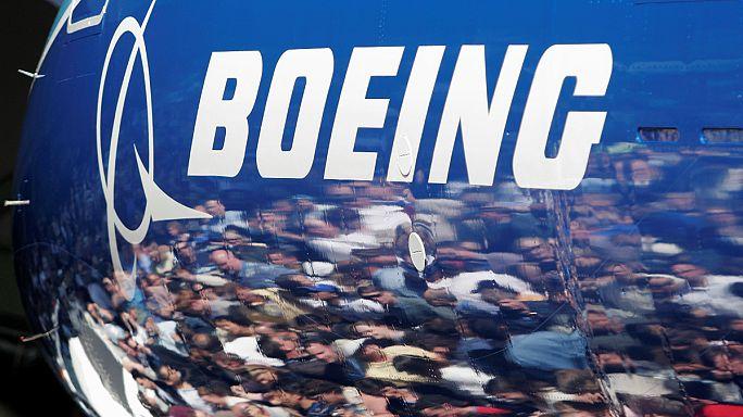 Иран договорился с Boeing о закупке 100 самолетов