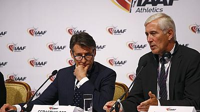 IAAF's ban of Russia is 'a good sign' - German Athletics chief