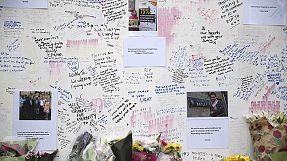 Church commemoration for murdered British MP Jo Cox