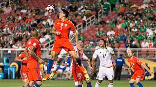 Chile humiliate Mexico to advance to Copa América semi-final