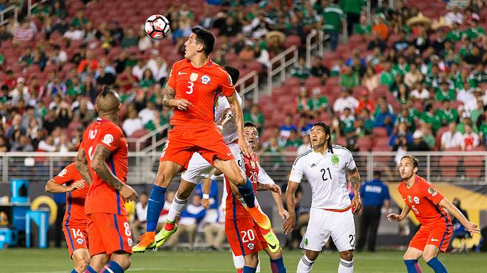 Viertelfinale der Copa America - Chile demütigt Mexiko