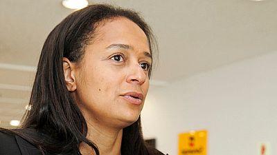Angola : la fille du président dos Santos sous pression