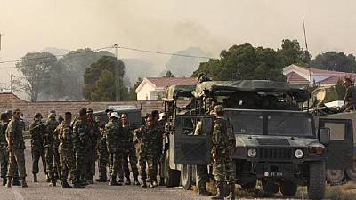 Algérie : huit islamistes armés tués dans une opération militaire