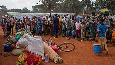 Burundian refugees hits over 250,000 since April