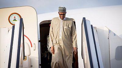 Muhammadu Buhari retourne au Nigeria