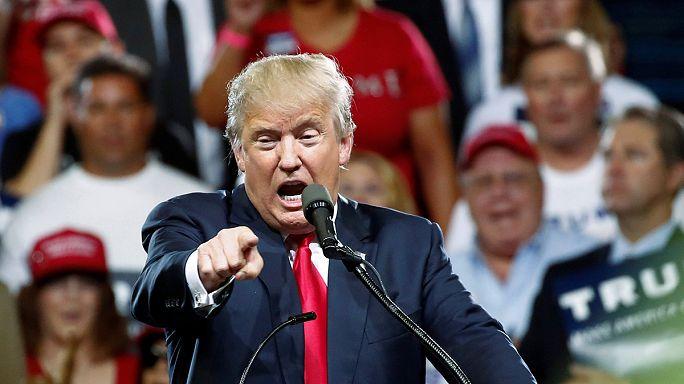 Faji alapú bűnügyi nyilvántartást szeretne Donald Trump