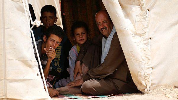 Onu: 2015 anno record per numero di rifugiati e sfollati