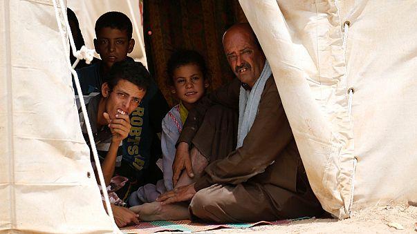 Récord de desplazados en 2015: más de 65 millones de personas