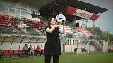 استفاده از اینترنت پرسرعت ماهواره ای برای تماشای مسابقات فوتبال
