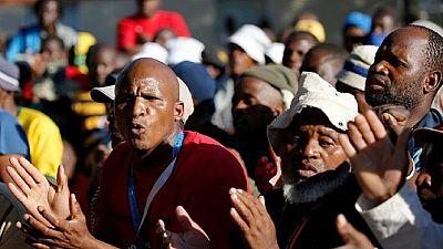 Les Sud-africains appelés à être plus tolérants envers les étrangers