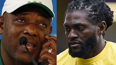 "La mort de Keshi ""une grande perte pour le football africain"" - Adebayor"