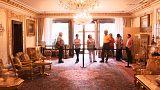 """""""قصر"""" الدكتاتور تشاوتشيسكو في بوخارست يتحول إلى متحف"""