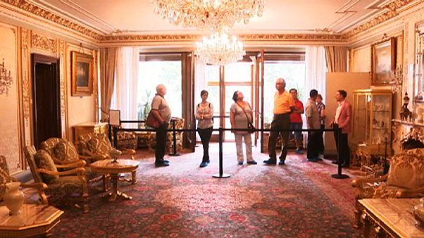 Дворец Чаушеску стал главной достопримечательностью Бухареста