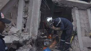 Cameroun : cinq morts dans l'effondrement d'un immeuble