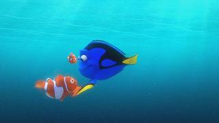 """Récord de """"Buscando a Dory"""" y cine de animación en Annecy"""
