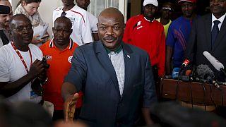 Nkurunziza reaffirms his position as president