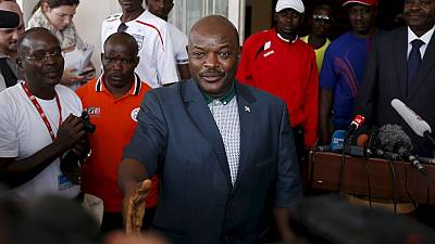 Nkurunziza reaffirms his position as president