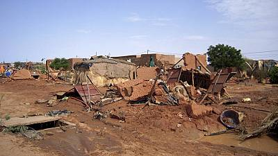 Unusual torrential rain in Niger desert kills 3