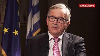 Juncker: Mülteci sayısı düştü, AB -Türkiye anlaşması başarılı