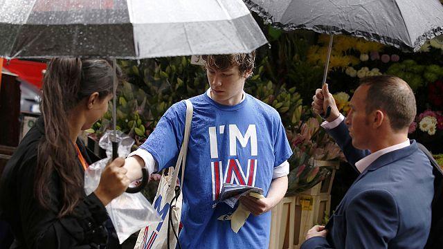 İngiltere'de referandum kampanyası yeniden başladı